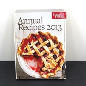 Better Homes Annual Recipes 2013 Cookbook